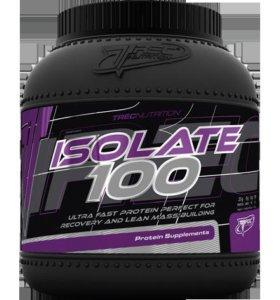 Isolate 100 от Trec Nutrition. шоколад,мята.