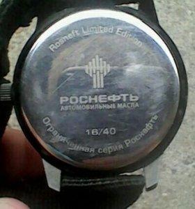 Часы РОСНЕФТЬ