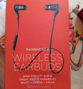 Plantronics Back Bear GO 2