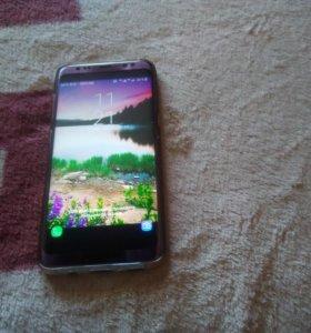 Смартфон точная копия самсунг гэлакси s8