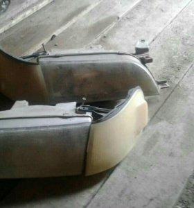 Фары на Toyota Corolla
