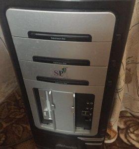 Компьютер в сборке