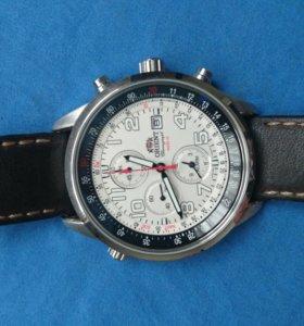 Часы Orient TD 09 C6A хронограф
