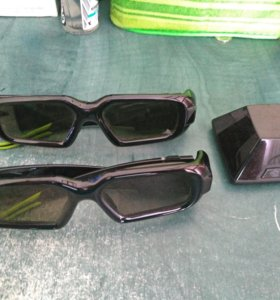 Очки N-vidia 3D Vision