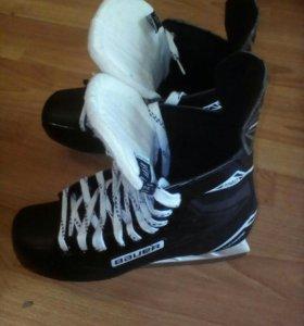 Хоккейные коньки BAUER supreme s 140 43 размер
