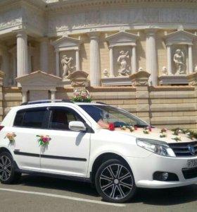 Авто для свадьбы