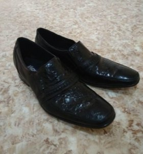 Туфли кожанные 41 размер