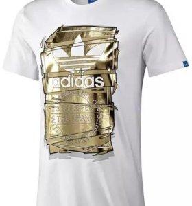 Футболка Adidas новая