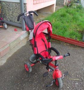 Велосипед3-ех кол. FAMILY TRIKE XG188