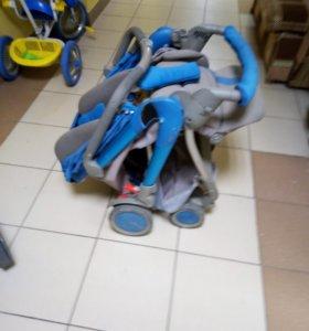 Прогулочная коляска brevi