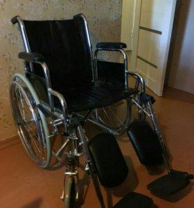 Инавалидное кресло-коляска механическое