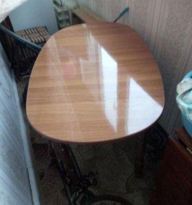 110на 67, стол кухонный