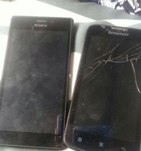Продаю два телефона