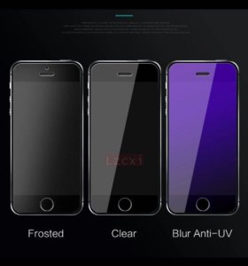 Стекла защитные на iPhone 5