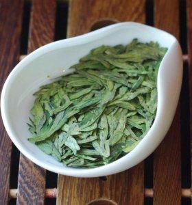 Зелёный Чай Лунцзин