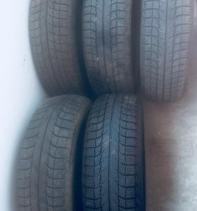 Зимние шины-липучки MICHELIN X-ICE 175/65/r14