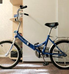 Велосипед складной Декатлон Folding 20
