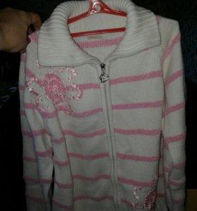 Жакет.блузки школьные