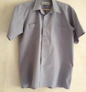 Рубашка летняя б/у