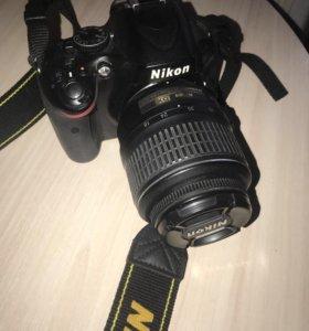 Фотоаппарат Nikkon d5100