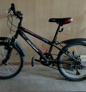 Велосипед детский 6 скоростей для ребенка 8-11 лет