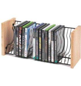 100 DVD фильмов + 7 музыкальных дисков