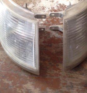 Передние поворотники на ваз 2110-2112