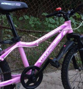 Горный велосипед для девчонки7-12