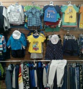 Детская одежда тц самородок цокальный этаж