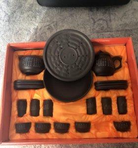 Набор для чайной церемонии Глина