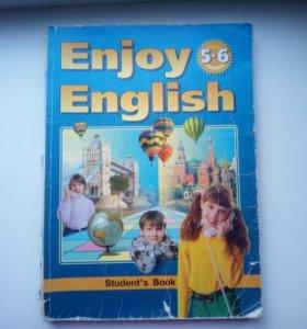 Учебник английского 5-6класс