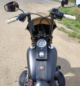 Harley Davidson Fat Boy 103 LO 2013г.