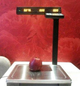 Весы электронные.