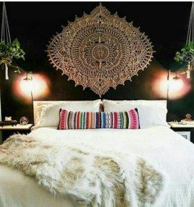 Вяжу ковры на заказ
