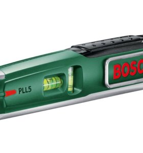 Уровень Bosch лазер
