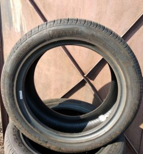 Шины Pirelli P Zero R17