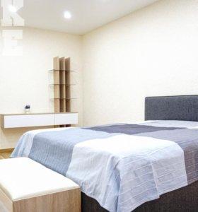 Квартира, 3 комнаты, 134 м²