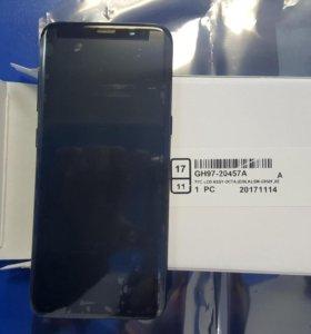 Дисплей SAMSUNG S8 G950 GH97-20457A Black