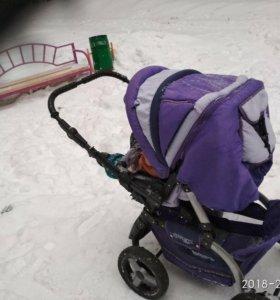 Коляска- трансформерр зима-лето
