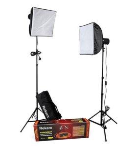 Комплект импульсного света Rekam M-250 SB
