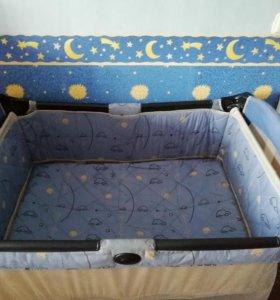 Кровать - манеж
