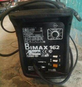Сварочный полуавтомат TELWIN Bimax162 turbo