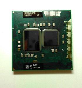 Процессор Intel Core i3-330M