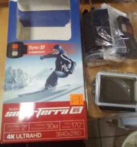 экшн-камера Smart terra w6