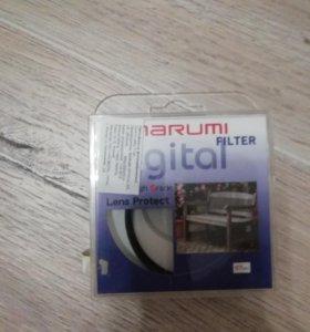 Фильтр marumi 67mm новый