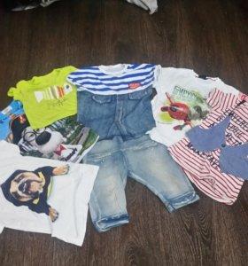 Комплект одежлы доя мальчика