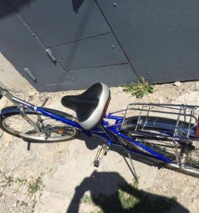 Складной велосипед «Байкал»