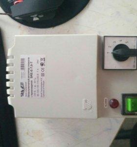 Пятиступенчатый регулятор скорости с термозащитой