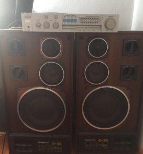 Radiotehnika s-90, амфитон 35у-002с