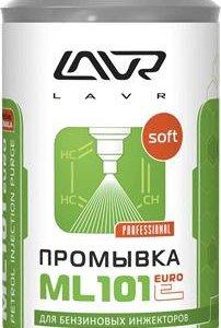 Промывка инжекторных систем ML101 euro, 1л lavr